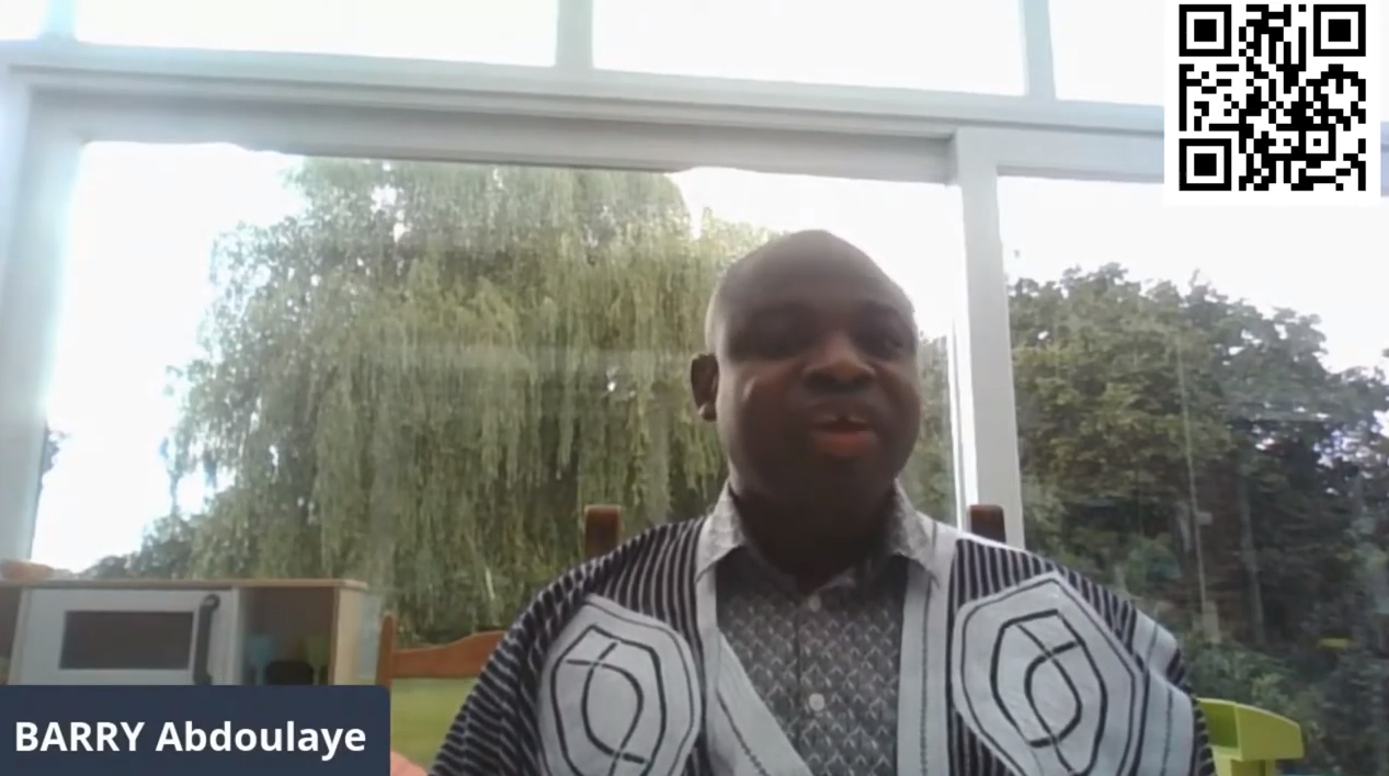 Dr Abdoulaye Oury BARRY, Biotechnology researcher